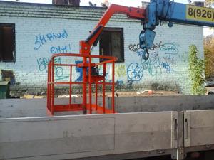 Автовышка в Люберцах